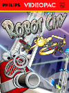 Robot City Cover
