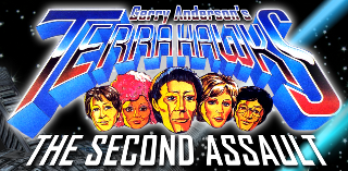 Terrahawks: The Second Assault Cover